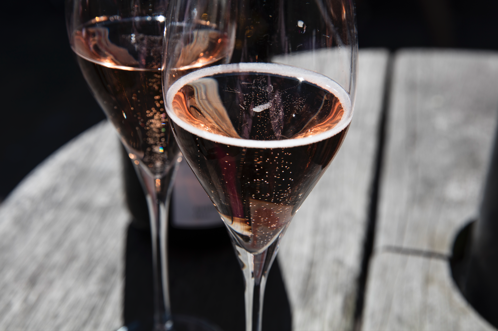 It's rosé. But not as you know it…